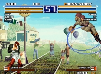 The King of Fighters 2004 Plus / Hero Rom