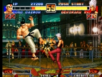 The King of Fighters '96 Rom