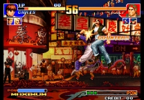 The King of Fighters '97 Plus  ROM