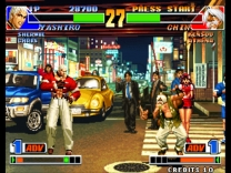 The King of Fighters '98: The Slugfest / King of Fighters '98: Dream Match Never Ends ROM