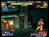 The King of Fighters '99: Millenium Battle  ROM