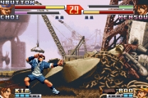 The King of Fighters EX2 - Howling Blood Rom