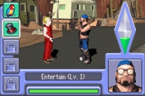 The Sims 2  ROM