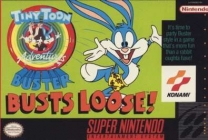 Tiny Toon Adventures - Buster Busts Loose!   ROM
