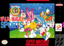 Tiny Toon Adventures - Wacky Sports Challenge Rom