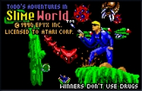 Todd's Adventures in Slime World Rom