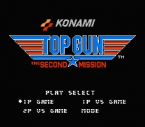Top Gun - The Second Mission  ROM