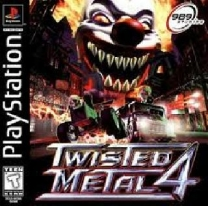 Twisted Metal 4 [U] ISO[SCUS-94560] ROM