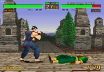 Virtua Fighter 2  v1.001 ISO ROM