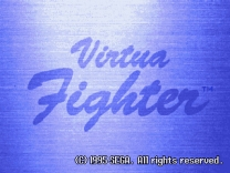 Virtua Fighter Rom
