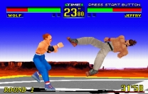 Virtua Fighter Remix  ISO ROM