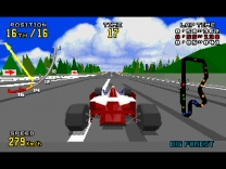 Virtua Racing Deluxe Rom