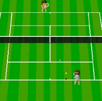 World Court Tennis  ROM