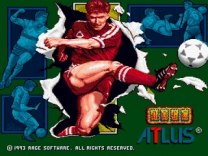 World Soccer '94 - Road to Glory  ROM