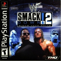WWF Smackdown! 2 - Know Your Role [NTSC-U] ISO[SLUS-01234] ROM