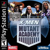 X-Men - Mutant Academy [U] ISO[SLUS-00774] ROM