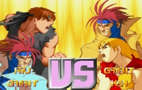 X-Men Vs Street Fighter  ISO ROM