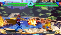 X-Men Vs. Street Fighter  ROM