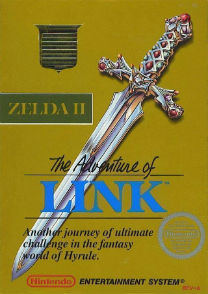 Zelda 2 - The Adventure Of Link ROM